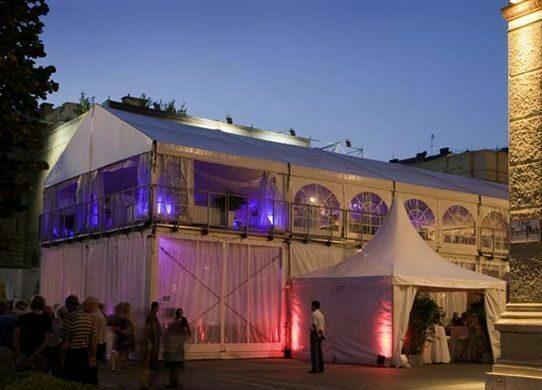 Doppelstock mit 300 m² pro Etage