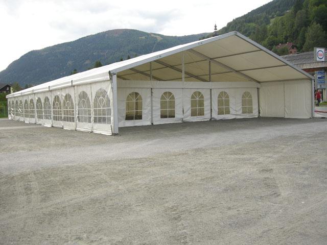 15 m VIP-Zelt