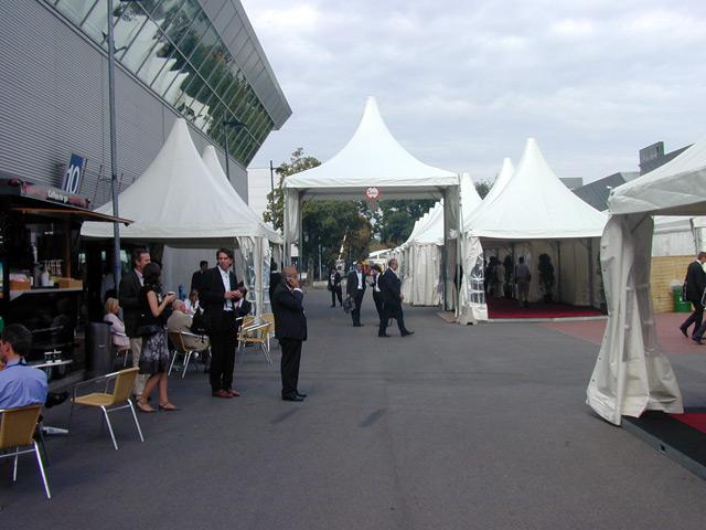 Kardiologenkongress 2007 Messe Wien