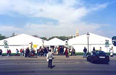 Wien Heldenplatz