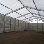 Lager Industrie Zelt