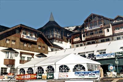 Spanien Sierra Nevada Ski WM