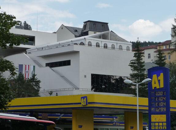 Europeum Mariazell: VIP-Zelthalle