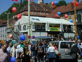 Graz Hauptplatz Stadtfest